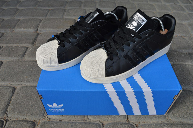3431f05de8202 Adidas Originals x Mastermind Japan Superstar 80S