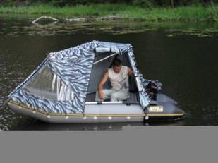 Тент для човни, катери, пошиття/ виготовлення і ремонт