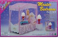 """Мебель для спальни """"Gloria"""" для кукол 2314"""