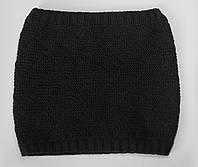 154 Хомут Софт. Унисекс. Средне-серый, т.синий, черный, фото 1
