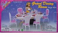"""Мебель для столовой """"Gloria"""" для кукол 2312"""