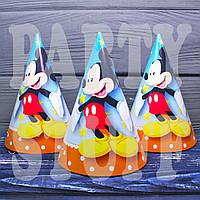 Колпачки карнавальный Микки Маус, Дисней, 20 см , фото 1