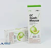 Тусс Мусс Дыня(Tooth Mousse, GC), крем-паста 40гр/35мл
