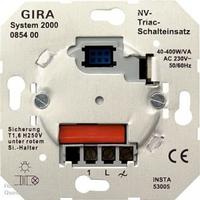 Механизм датчика движения 40-400Вт Triac System 2000 Gira 085400