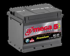 Акумулятор A-MEGA Premium (Амега) 60 Ач