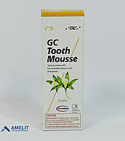 Tooth Mousse Vanilla  ОРИГИНАЛ (Тусс Мусс Ваниль, GC), 40гр (35мл).