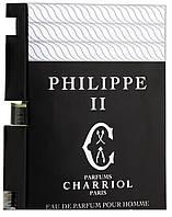 CHARRIOL PHILIPPE II edp vial M 1.5