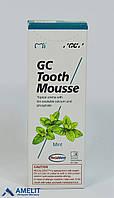 Тусс Мусс Мята (Tooth Mousse Mint, GC), 40гр (35мл)