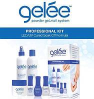 Стартовый набор для наращивания и укрепления ногтей Gelee от Lechat!