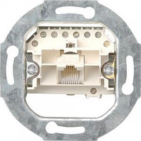 Механизм розетки телефонной UAE TAE UAE 1x8конт Gira 017900