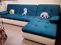 Угловой модульный  диван СКАНДИ салон Ирпень