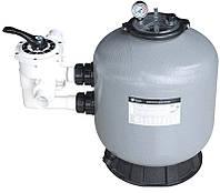 Фільтр для басейну з боковим підключенням EMAUX S800 - 24,1 м3/год, фото 1