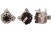 Генератор AUDI A1 1.4, A3 1.4, SEAT Ibiza 1.4, SKODA Fabia, Octavia, Rapid 1.4, VW Golf 1.4, 2543291, 440038