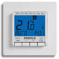 Термостат Eberle Fit 3F програмируемый