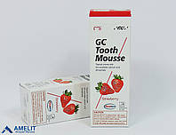 Тусс Мусс Клубника (Tooth Mousse Strawberrу, GC), 40гр (35мл)
