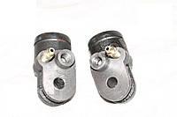 Цилиндр тормозной рабочий Волга,УАЗ передний левый,правый (комплект 2 шт) (производство Россия)