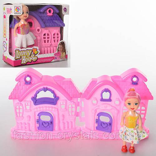 Кукла с домиком