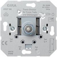 Механизм светорегулятораг Tronic 20-520 Вт Gira 030700