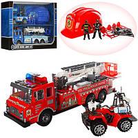 Игровой набор Пожарник