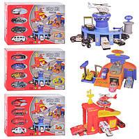 Игровой набор гараж PT2066