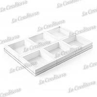 Силиконовые формы для десертов SILIKOMART SQUARE SPECIAL TOR180, набор форм (180x180 мм, объем=1558 мл)
