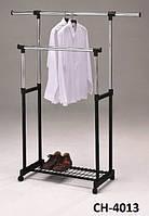 Оборудование для магазинов одежды, Передвижная подставка под вешалки для одежды, стойка CH-4013
