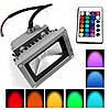 Прожектор LED 30w RGB+пульт 6500K IP65 1LED LEMANSO / LMP30-RGB