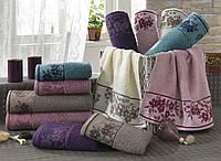 Махровое полотенце Sikel Acelya 70*140