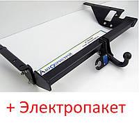 Фаркоп на UAZ Patriot (с 2005--) Уаз Патриот