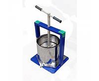 Пресс ручной для сока 15 л Вилен (нержавейка)