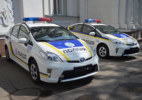 Инцидент с полицией в Харькове
