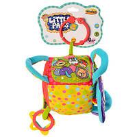 Музыкальная подвеска-погремушка на детскую коляску или кроватку
