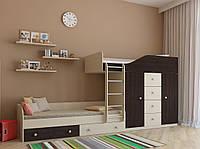 Кровать двухъярусная Венди-8