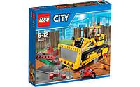 Конструктор LEGO Сити Бульдозер 60074