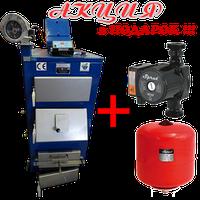 Котел длительного горения Wichlacz GK-1( GKW ) 100 кВт Украина
