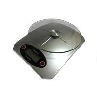 Кухонные электронные весы от 1г до 5 кг Domotec MS-KE5 ,  настольные весы
