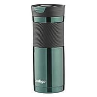 Термокружка Contigo SnapSeal 590 мл Зеленая