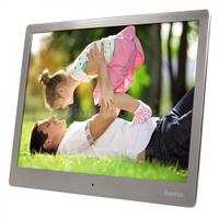 Цифровые рамки для фотографий Hama Slimline Steel Premium 10,0&quot
