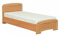 Кровать К-90 Классика МДФ  90х200 800х980х2030мм  Абсолют