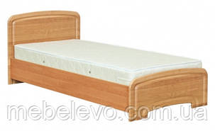 Кровать К-90 Классика МДФ  90х200 800х980х2030мм  Абсолют, фото 2