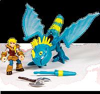 Набор игровой Spin Master Dragons Астрид и дракон Громгильда (SM66594-3)