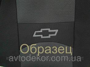 Чехлы на сиденья тканевые для Chevrolet Aveo 2002-12 г. хэтчбек (5 дв.)