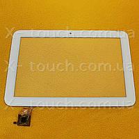 Тачскрин, сенсор  PINGBO PB101A8395-R2 белый для планшета, фото 1