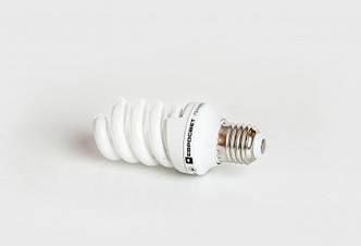 Люминесцентная бытовая лампа (КЛЛ) 9Вт 2700К  Е27