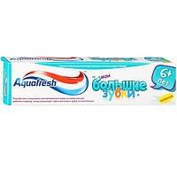 Детская зубная паста Aquafresh Мои большие зубки от 6-ти лет.