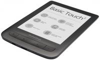 Электронные книги PocketBook 625 Basic Touch 2 Czarny