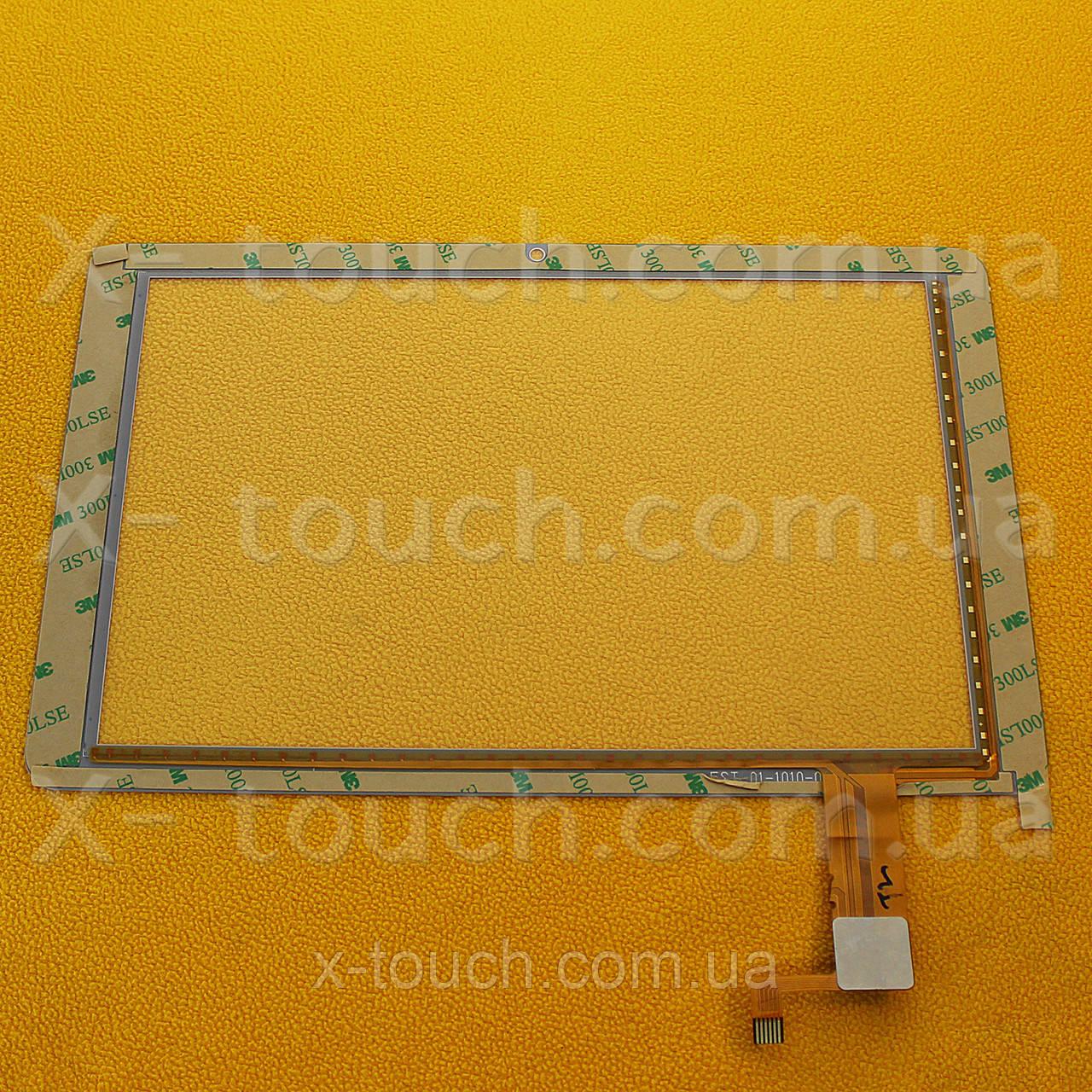 Тачскрин, сенсор 04-1010-0879 белый  для планшета