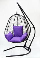 Подвесное кресло плетеное Тren