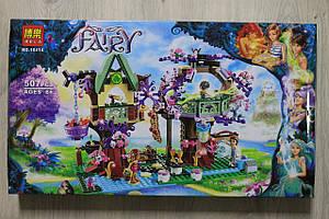 Конструктор Эльф для девочки серия типа Lego 6 + размер коробки 53*30,5*7 см