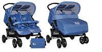 Прогулочная коляска Bertoni Star TWIN (blue)